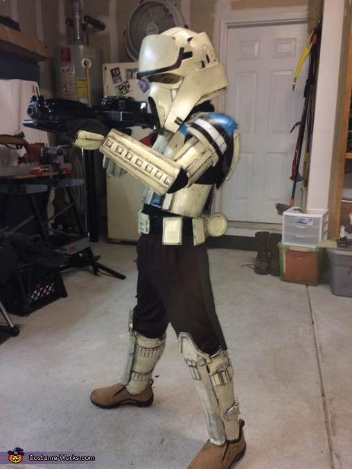 Rogue One Shoretrooper Costume Photo 9 10