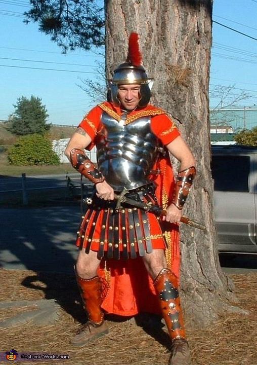 Roman Centurion Guard Costume