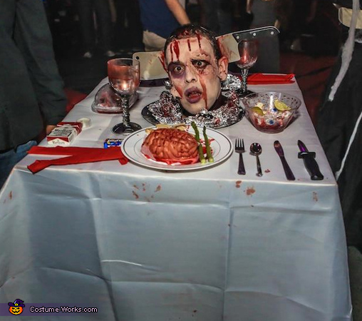 Romantic Dinner for Two Costume