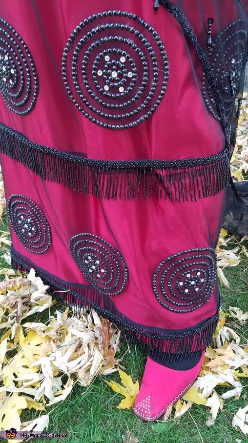 Rose DeWitt Bukater Homemade Costume