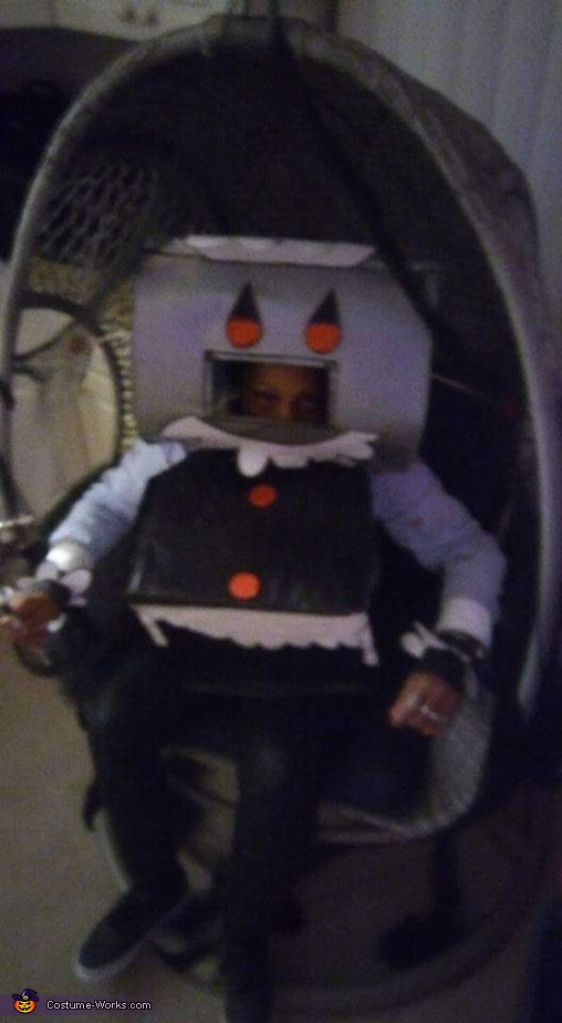 Rosie the maid from The Jetsons Costume