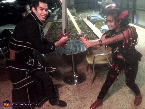 I can fly, I can fight, and I can crow!! , Rufio Costume