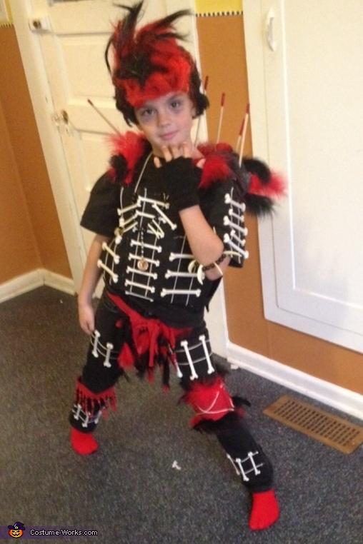 Rufio Costume
