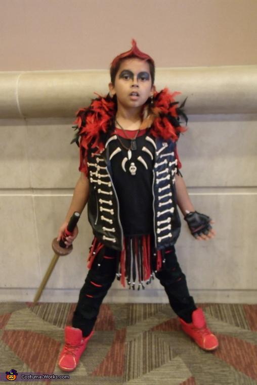 Bangarang!, Rufio Costume