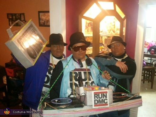 Run DMC Costume