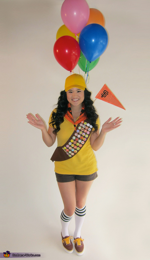 Russell from UP - Homemade costumes for women