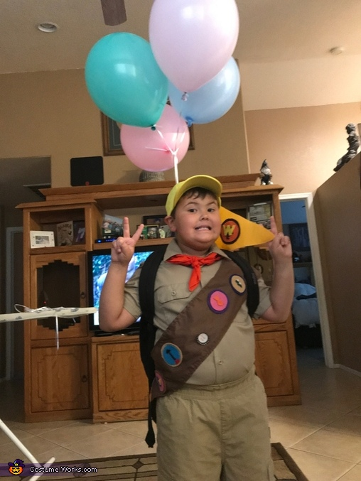 Russell from UP Costume