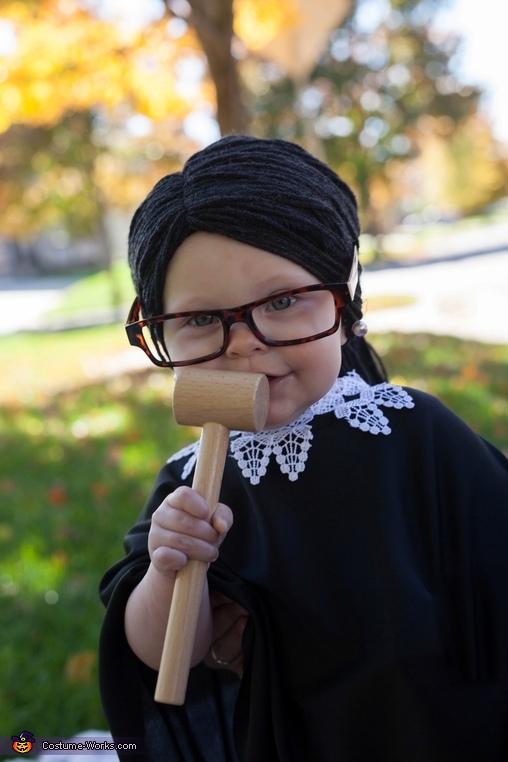 Ruth 'Baby' Ginsburg, Ruth Baby Ginsburg Costume