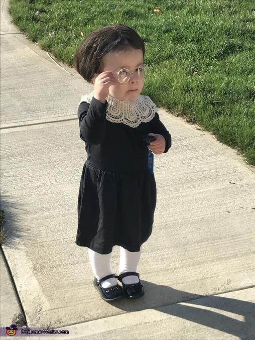 Ruth Bader Ginsberg Costume