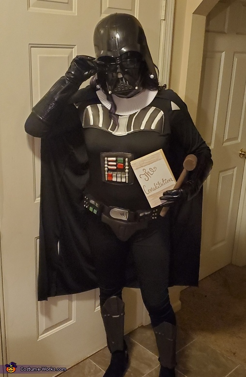 Ruth Vader Ginsberg Costume