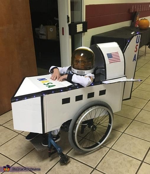 "Rylee ""The Astronaut"" Costume"