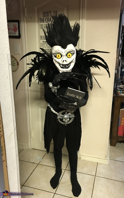 Ryuk Death Note Costume