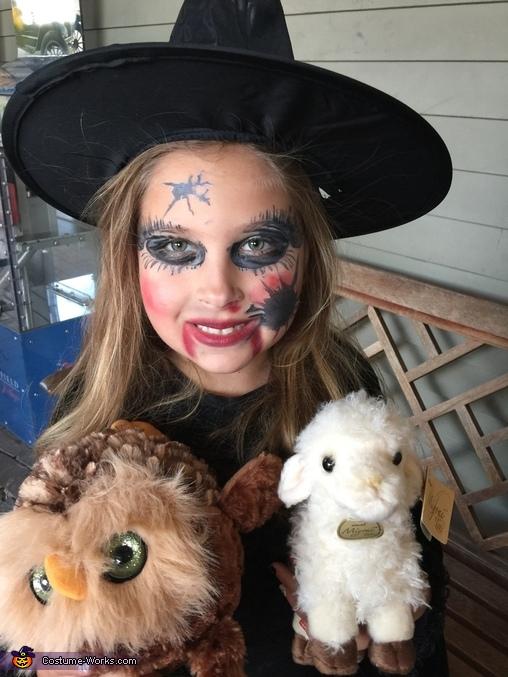 Sabrina Costume