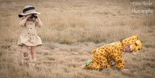 Safari Babies Costume
