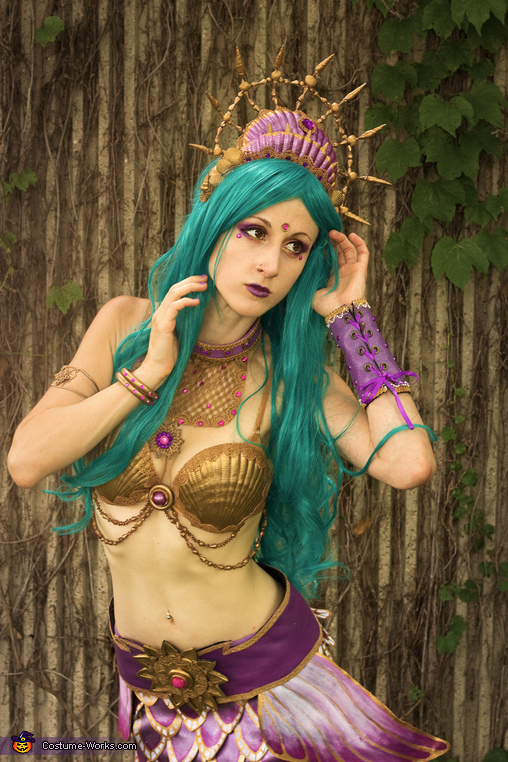Sakizou Mermaid Costume