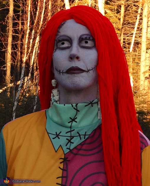 Sally , Sally Costume