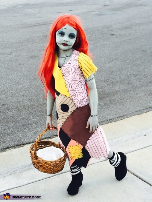Sally from Nightmare Before Christmas Costume