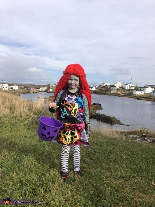 Sally - Nightmare Before Christmas Costume