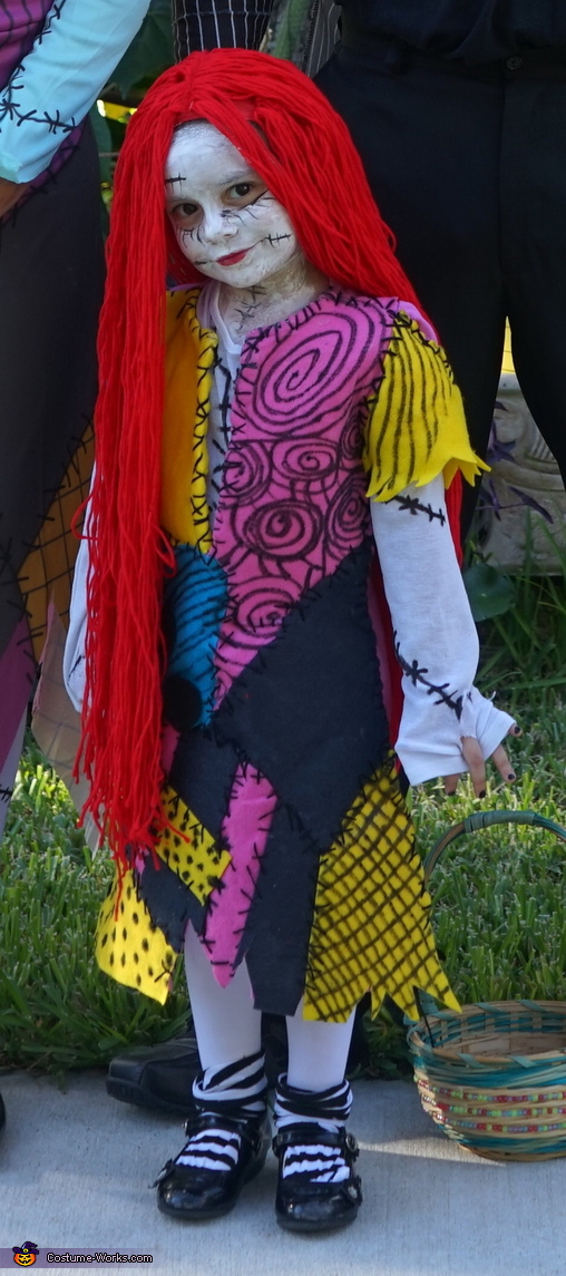 Sally , Sally - Nightmare Before Christmas Costume