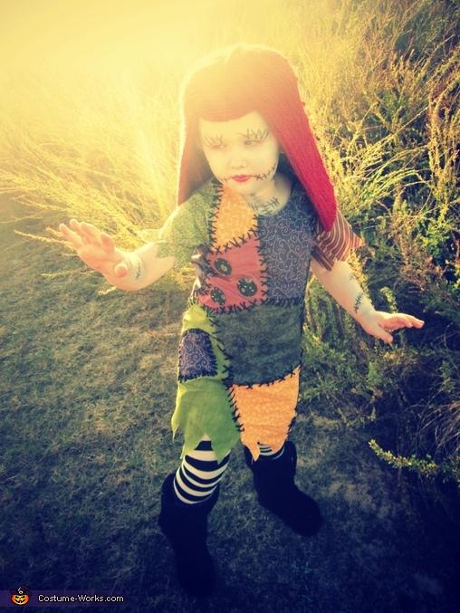 Sally Skellington, Sally Skellington Costume