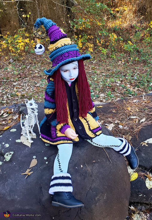 Sally Witch Costume