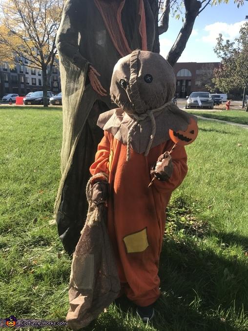 Sam from Trick r' Treat Costume
