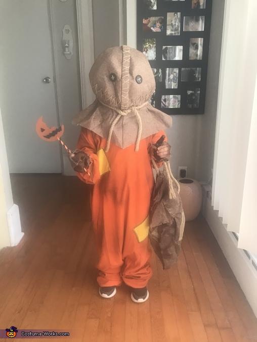 Sam Trick R' Treat, Sam from Trick r' Treat Costume