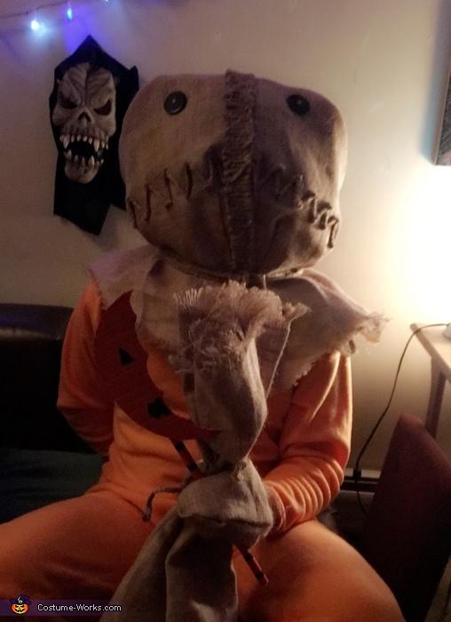Sam from Trick 'r Treat Costume