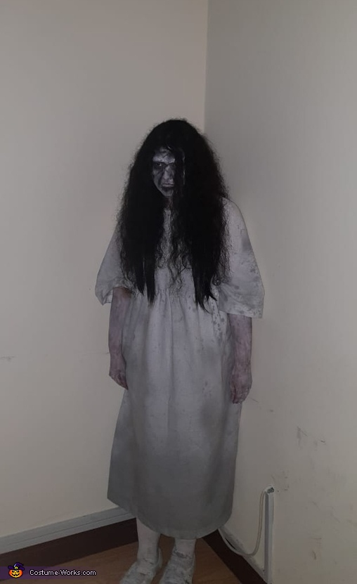 Samara from Rings movie Costume