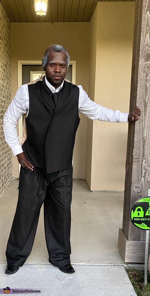 Samuel Jackson (Django) Costume