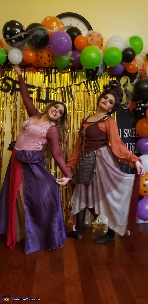 Sisters, Come we fly!, Sanderson Sisters Costume