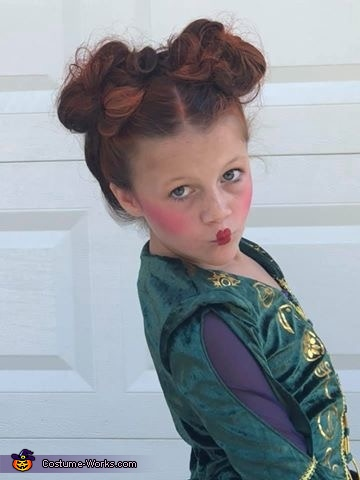 Winifred, Sanderson Sisters Costume