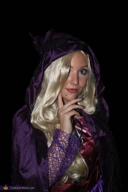 Sarah Sanderson, Sanderson Sisters Costume