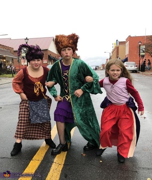 Sanderson Sisters Costume