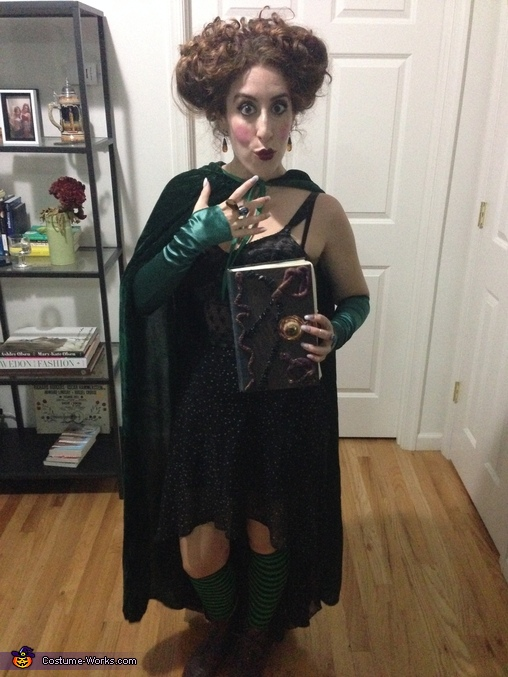 Winnie Sanderson, Sanderson Sisters from Hocus Pocus Group Costume