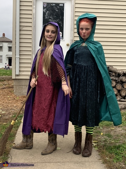 Sanderson Sisters Hocus Pocus Costume
