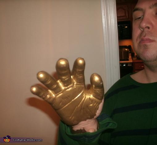 The Sandman Costume