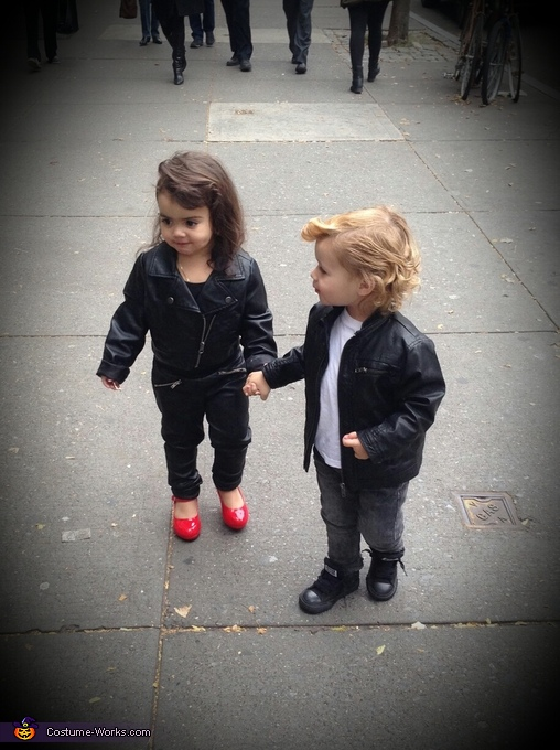 Summer lovin', Grease Sandy and Danny Baby Costume