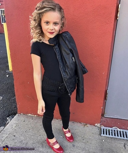 Sandy from Grease Costume