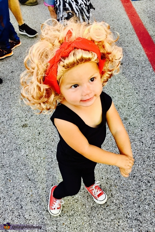 Cutest Baby Costune, Sandy from Grease Costume