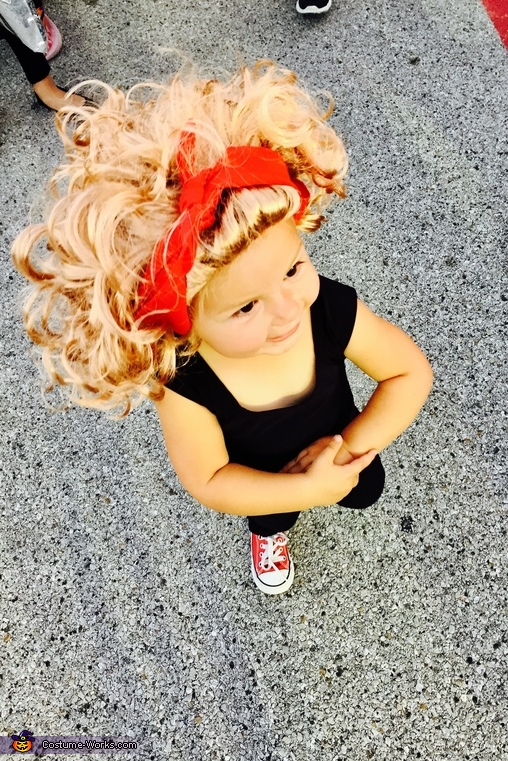 Cutest Baby Costume, Sandy from Grease Costume