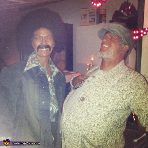 Sanford and Son Costume
