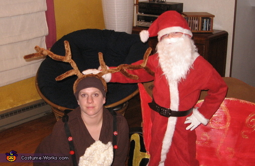 sc 1 st  Costume Works : homemade reindeer costumes  - Germanpascual.Com