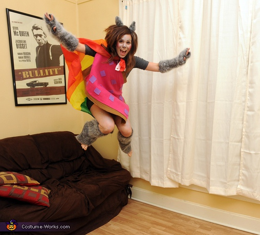 Nyan Cat - Homemade costumes for women