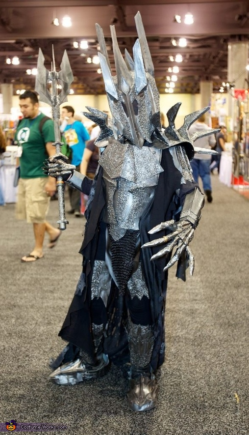 Sauron - Lord of the Rings - Homemade costumes for boys
