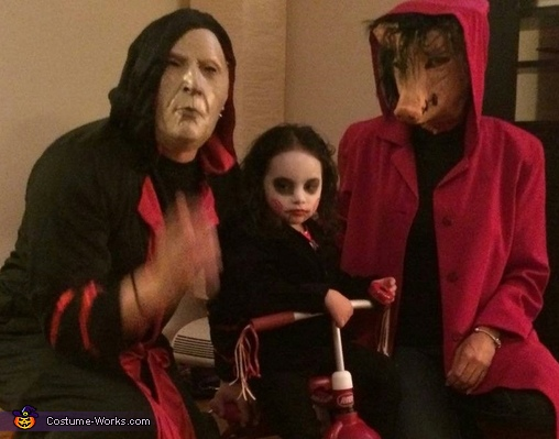 Saw Family Costume