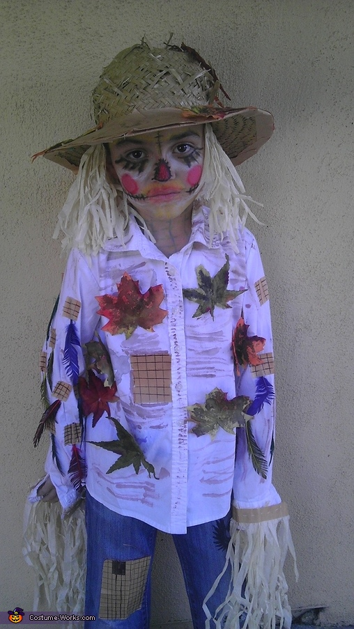 Scare Crow Costume