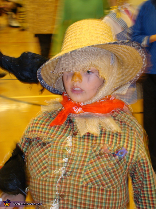 Scarecrow, The Family Farm Costume