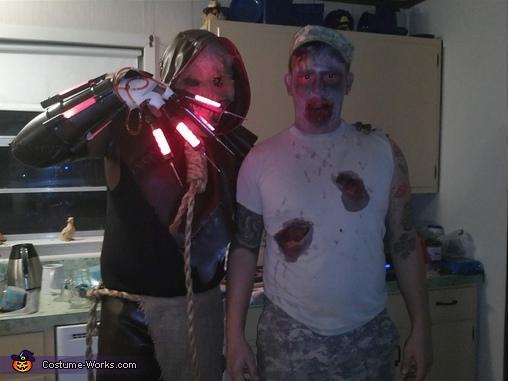 Arkham Asylum Scarecrow Costume