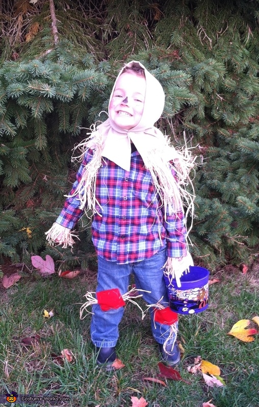 Scarecrow Homemade Costume